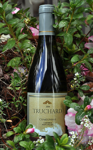 Truchard Vineyards 2006 Carneros Chardonnay 750ml Wine Bottle