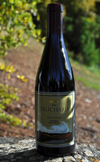 Truchard Vineyards 2005 Carneros Pinot Noir 750ml Wine Bottle