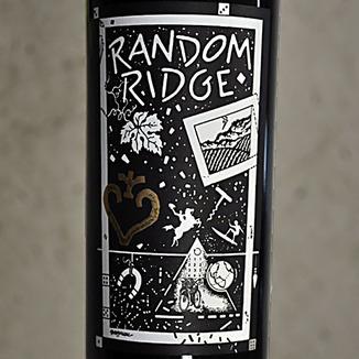 Random Ridge 2004 Cabernet Sauvignon 750ml Wine Label