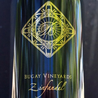 Bugay Vineyards 2007 Bugay Vineyard Zinfandel 750ml Wine Label