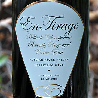 En Tirage 1992 Methode Champenoise Extra Brut 750ml Wine Label