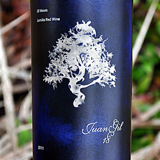 Bodegas Juan Gil 2011 18 Meses Jumilla Red Wine 750ml Wine Label