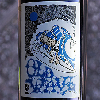 Random Ridge 2011 Old Wave Sonoma Valley Zinfandel 750ml Wine Label
