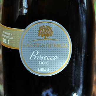 L'Antica Quercia 2013 Prosecco DOC 750ml Wine Label