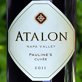 Atalon Winery 2011 Pauline's Cuvee 750ml Wine Label