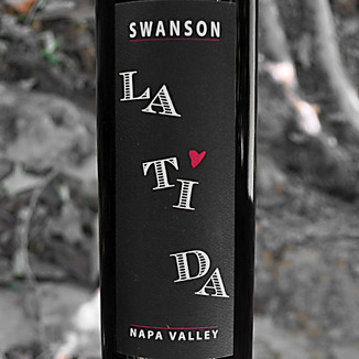Swanson Vineyards 2011 La Ti Da Red Blend 750ml Wine Label