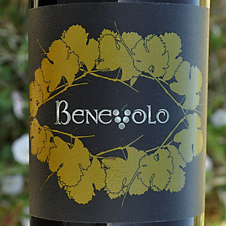 Benevolo Wines 2009 Napa Valley Red Wine 750ml Wine Label