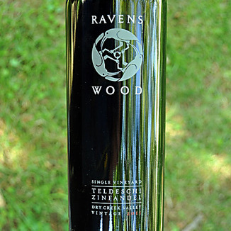 Ravenswood Winery 2011 Single Vineyard Teldeschi Zinfandel 750ml Wine Label