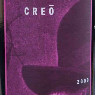Genius Wines 2009 Creō Cabernet Sauvignon 750ml Wine Label
