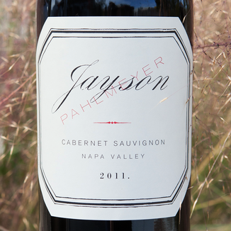 Pahlmeyer 2011 Jayson Napa Cabernet Sauvignon 750ml Wine Label