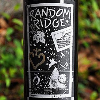 Random Ridge 2011 Mt.Veeder Cabernet Franc 750ml Wine Label