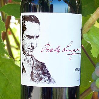 Lugosi Wines 2007 Salta Malbec 750ml Wine Label