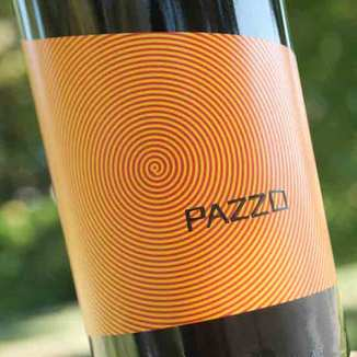 Bacio Divino Cellars 2013 Pazzo (Call Me Crazy) Red Wine 750ml Wine Label