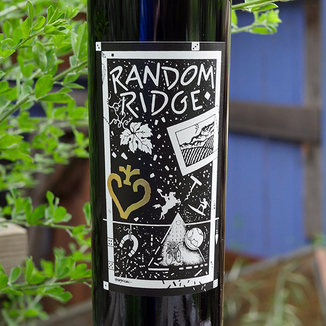 Random Ridge 2014 Mt. Veeder Cabernet Sauvignon 750ml Wine Bottle
