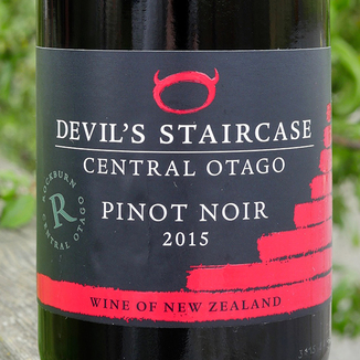 Rockburn Wines 2015 Devil's Staircase Central Otago Pinot Noir