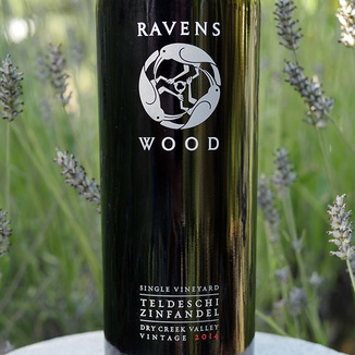 Ravenswood Winery 2014 Single Vineyard Teldeschi Zinfandel 750ml Wine Label