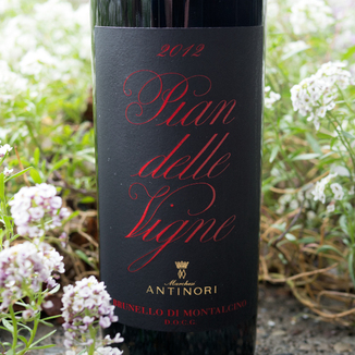 Antinori 2012 D.O.C.G. Pian Delle Vigne Brunello di Montalcino 750ml Wine Bottle