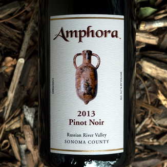 Amphora Winery 2013 Russian River Valley Sonoma County Pinot Noir 750ml Wine Bottle