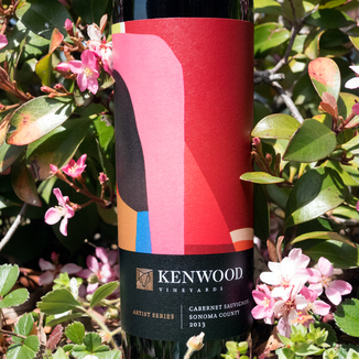 Kenwood Vineyards 2013 Artist Series Sonoma County Cabernet Sauvignon 750ml Wine Bottle