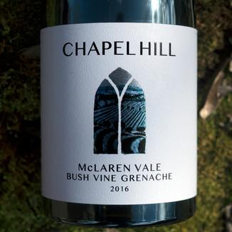 Chapel Hill Winery 2016 McLaren Vale Bush Vine Grenache 750ml Wine Bottle
