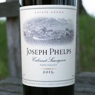 Joseph Phelps 2015 Estate Grown Napa Valley Cabernet Sauvignon 750ml Wine Bottle