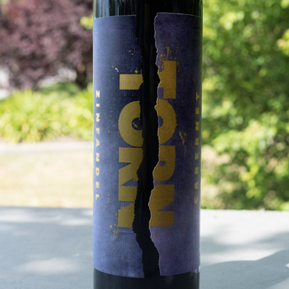 TORN 2015 ZIN X CAB Red Blend 750ml Wine Bottle