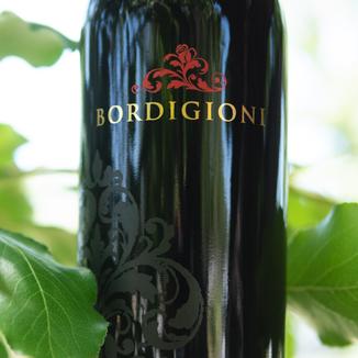"Bordigioni 2011 Sonoma Valley ""Estate Blend"" Red Blend 750ml Wine Label"