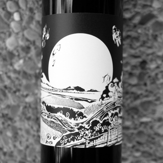 One Time Spaceman 2016 Moon Duck Paso Robles Proprietary Red Blend 750ml Wine Bottle
