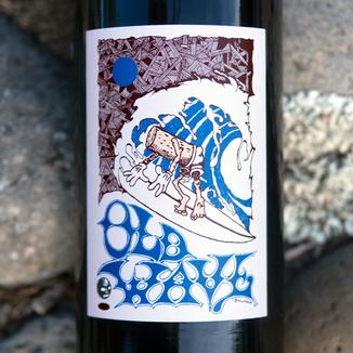 "Random Ridge 2016 ""Old Wave"" Zinfandel 750ml Wine Label"