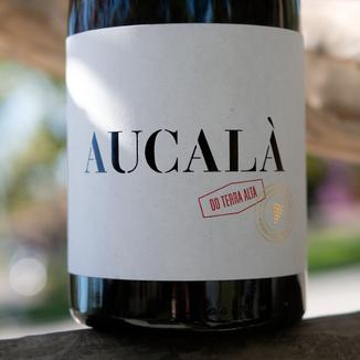 """Serra & Barcelo 2015 Aucala """"DO Terra Alta"""" Tinto 750ml Wine Label"""