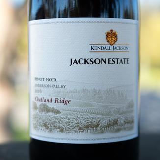 Kendall-Jackson 2016 Outland Ridge Pinot Noir 750ml Wine Label