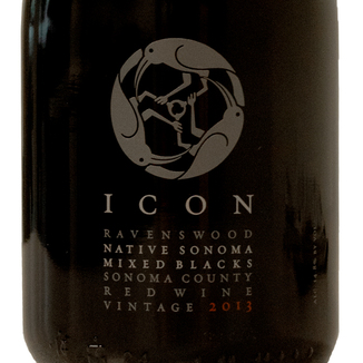 Ravenswood Winery 2013 'ICON' Sonoma County Red 750ml Wine Bottle