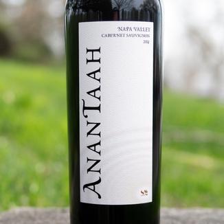 AnanTaah 2014 Napa Valley Cabernet Sauvignon 750ml Wine Label