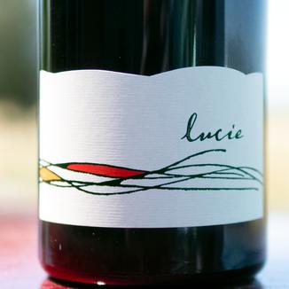Bacio Divino Cellars 2015 'Lucie' Dutton-Widdoes Russian River Valley Pinot Noir 750ml Wine Label