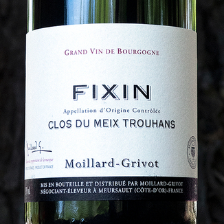 Moillard-Grivot 2013 'Clos du Meix Trouhans' Fixin AOC 750ml Wine Label