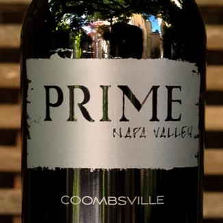 Prime Cellars 2015 Napa Valley Cabernet Sauvignon 750ml Wine Bottle