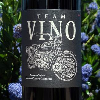Annadel Estate Winery 2013 'Team Vino' Red Blend 750ml Wine Label