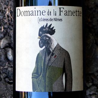 Domaine de la Fanette 2016 Costières de Nîmes AOC 750ml Wine Label