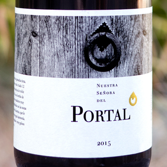 Celler Piñol 2015 Nuestra Señora del Portal Terra Alta DO 750ml Wine Label