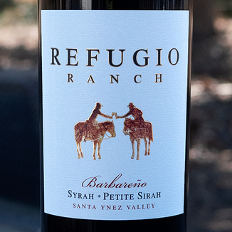 Refugio Ranch Vineyards 2016 'Barbareño' Santa Ynez Valley Red Blend 750ml Wine Bottle