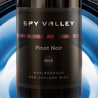 Spy Valley 2013 Marlborough Pinot Noir 750ml Wine Bottle