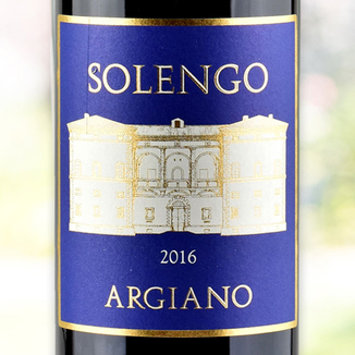 Argiano 2016 'Solengo' Toscana IGT 750ml Wine Bottle