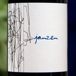 Janzen 2015 Cloudy's Vineyard Napa Valley Cabernet Sauvignon 750ml Wine Bottle