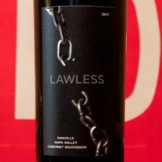 Lawless 2017 Embankment Vineyard Oakville Cabernet Sauvignon 750ml Wine Label