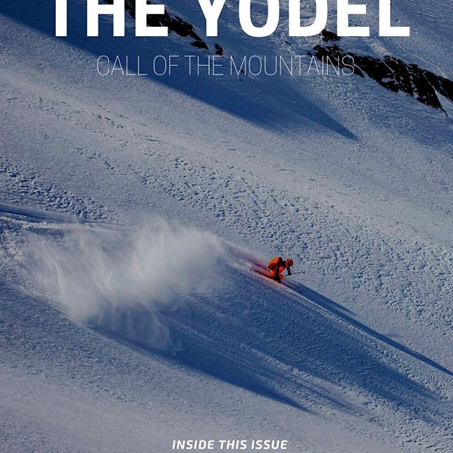 Back when Rudi was Robert Redford's stunt double.... Tomorrow's Yodel shares another memorable story. Along with: Q&A: Does Shoulder Season Have Less Reliable Conditions? / How to Embrace Tradition and Innovation and more... Link in bio to get it. #theyodel #apresskistories