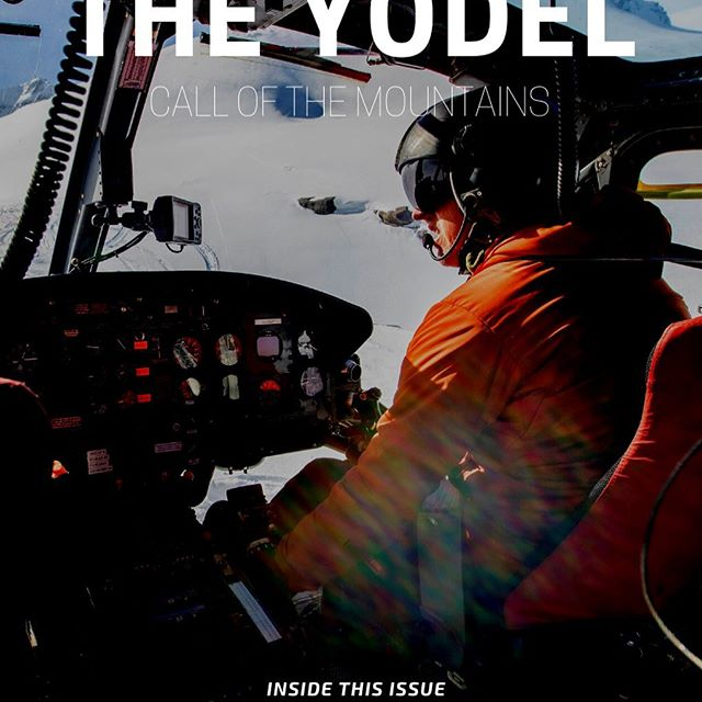 The Yodel drops tomorrow! This issue... Bonus Pitch / Share the Stoke / Terrain Breakdown and more. Emails people actually look forward to reading! It's possible.  Link in our bio to get on the list.