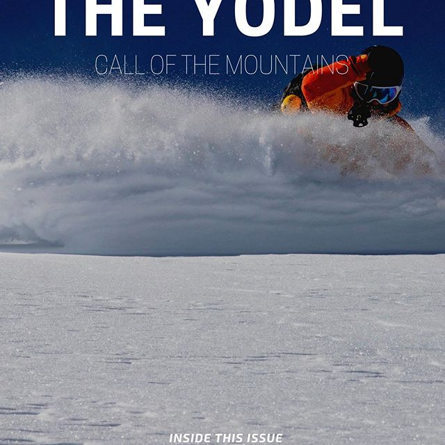 Issue no.66 of The Yodel drops tomorrow.... For Those About To Send: 3 Common Mistakes We Make In Unfamiliar Terrain / Q&A: What's The Snow Like in Late March? / Top Reasons to Get Into The Backcountry This Year and more!  Link in bio to get yours. #emailspeopleactuallylikereading  @philblester_photo