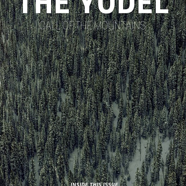"""#TheYodel is coming to inboxes everywhere tomorrow. Normally it goes out on Wednesdays, but hey, what's normal?   I promise it'll contain a story to lift your spirits, and I promise it won't contain the phrase """"during these unprecedented times"""" because, well, it's getting used plenty.  Loving this mountain community from afar.  Link in bio to get on the list.  #ExploreBCLater"""