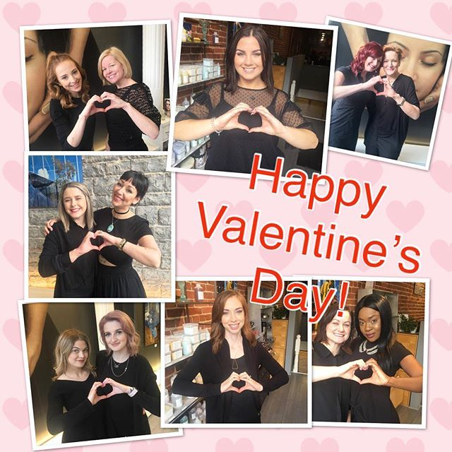 Happy Valentine's Day from all our staff! ️
