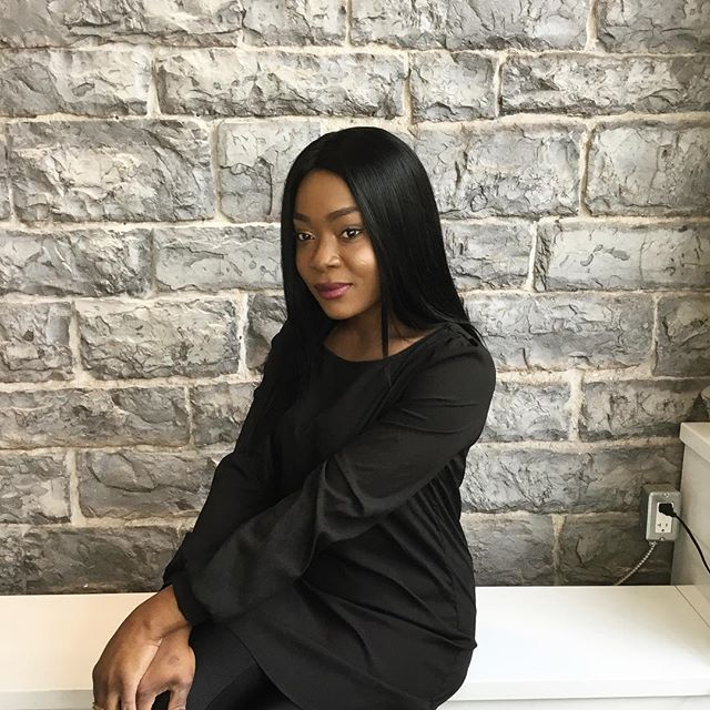 Congratulations to our talented stylist Kaydian who has just been promoted from senior to advanced level! ⭐️ . . . . . . #kingstonhair #ygk #ygkbeauty #kingstonhairstylist #kingstonhairsalon #queensu #downtownkingston #aveda #davines #balayage